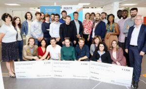 Trophées de l'entrepreneuriat 2019 – Les Lauréats