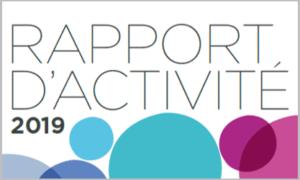 Le Rapport d'Activité 2019 de la Fondation